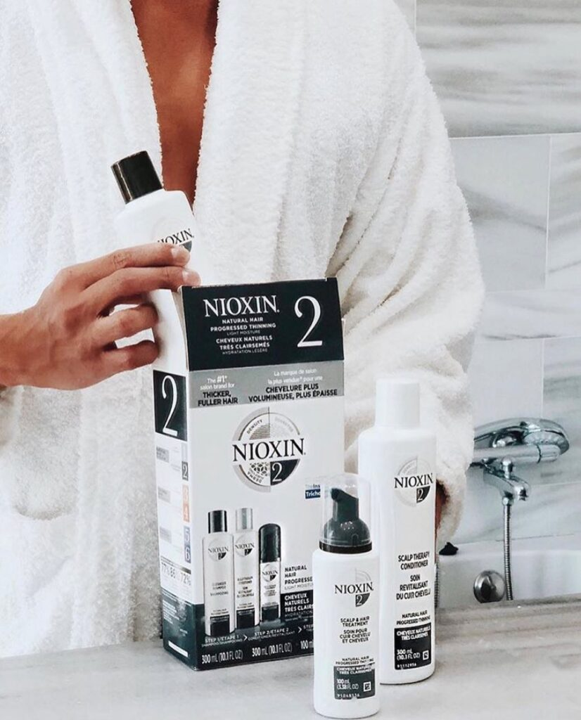 Nioxin System 2 Hair Care Kit Review